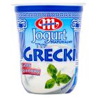 MLEKOVITA Jogurt naturalny typu greckiego 400g