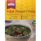 ASHOKA Indyjskie danie - Palak Paneer (Tofu) 280g