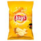 LAYS Chipsy Złociste Naturalnie Solone 140g