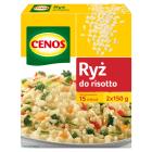 CENOS Ryż do risotto (2x150g) 300g
