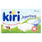 KIRI Serek z twarogu, śmietanki i jogurtu 6 szt. 100g