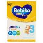 BEBIKO Junior 3 Mleko modyfikowane dla dzieci powyżej 1. roku życia 350g