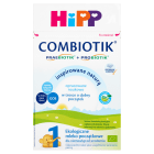 HIPP COMBIOTIK 1 Mleko początkowe dla niemowląt BIO - od urodzenia 600g