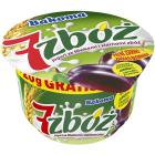 BAKOMA 7 zbóż Jogurt ze śliwkami i ziarnami zbóż 150g