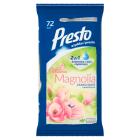 PRESTO Ściereczki uniwersalne zapachowe wiosna 72 sztuk 1szt