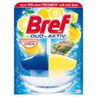 BREF Duo Aktiv Lemon Fresh Zawieszka do WC 50 ml