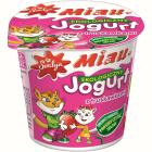 SVALYA Jogurt z truskawkami EKO 125g