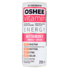 OSHEE Vitamin Energy Napój gazowany Witaminy i Minerały 250ml