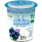 BERGERIE Jogurt owczy z borówkami BIO 125g