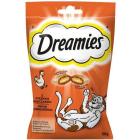 DREAMIES Karma uzupełniająca dla kotów i kociąt z pysznym kurczakiem 60g