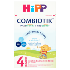 HIPP COMBIOTIK 4 Junior Mleko dla małych dzieci - po 2 roku życia 600g