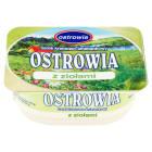 OSTROWIA Serek kremowo-śmietankowy z ziołami 120g