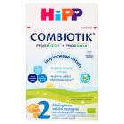 HIPP COMBIOTIK 2 Mleko następne dla niemowląt BIO - po 6 miesiącu 600g