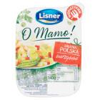 LISNER Salateria Sałatka polska - tradycyjna warzywna + widelczyk 140g