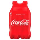 COCA-COLA Napój gazowany 4x1L 4l