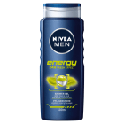 NIVEA MEN Żel pod prysznic Energy 500 ml