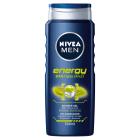 NIVEA MEN Żel pod prysznic Energy 500ml