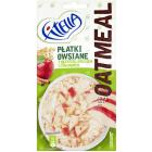 FITELLA Slim Effect Płatki owsiane z mlekiem, jabłkiem i cynamonem 50g