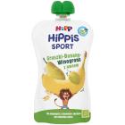 HIPP HiPPiS Sport Gruszki-Banany-Winogrona z owsem Mus owocowy po 1. roku 120g