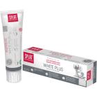 SPLAT White Plus Pasta do zębów bezpiecznie wybielająca i chroniąca szkliwo 100ml