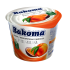 BAKOMA Premium Jogurt brzoskwiń i marakui 300g