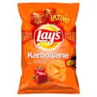 LAYS KARBOWANE Chipsy Papryka 150g