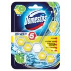 DOMESTOS Power 5 Kostka toaletowa Lime 55g