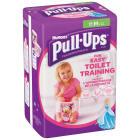 HUGGIES Pull-Ups M Majteczki treningowe dla dziewczynek 12-18 kg  14 szt. 1szt
