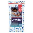 HUGGIES DryNites Jednorazowe majteczki na noc dla chłopców 8-15 lat 9 szt. 1szt