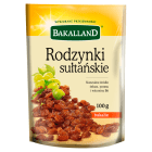 BAKALLAND Rodzynki sułtańskie 100g