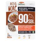 MONINI Rice&More Kompozycja włoskiego orkiszu soczewicy i brązowego ryżu 250g
