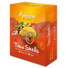 AMAIZIN Muszle taco bezglutenowe BIO  12 szt. 150g