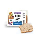 NATURAVENA Chleb jasny bezglutenowy z siemieniem lnianym 200g