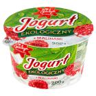 SVALYA Jogurt  z malinami EKO 200g