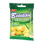 BESKIDZKIE Orzeszki ser - cebulka 70g