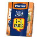 TARCZYŃSKI Parówki z fileta zestaw 1+1 gratis 360g