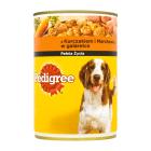 PEDIGREE Adult Pokarm dla Psów z Kurczakiem i Marchewką w Galaretce - Puszka 400g