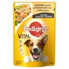 PEDIGREE ADULT Pokarm dla psów z kurczakiem i warzywami w sosie - saszetka 100g