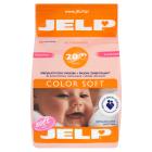 JELP Color Soft 2w1 Proszek do prania tkanin kolorowych, bielizny i pieluszek 1.6kg