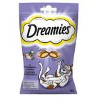DREAMIES Karma uzupełniająca dla kotów i kociąt z wyśmienitą kaczką 60g