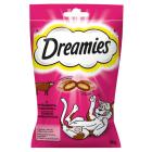 DREAMIES Karma uzupełniająca dla kotów i kociąt z wyśmienitą wołowiną 60g