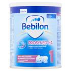 BEBILON HA 1 Hipoalergiczne mleko początkowe dla niemowląt od urodzenia 400g