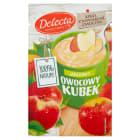 DELECTA Owocowy Kubek Kisiel smak zielone jabłuszko 30g