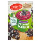 DELECTA Owocowy Kubek Kisiel smak czarna porzeczka 30g