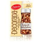 DELECTA Decorada Posypka dekoracyjna Kamyczki czekoladowe 40g