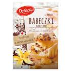 DELECTA Babeczki nadziane płatkami czekolady 280g