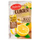 DELECTA Cukier o smaku cytrynowym 15g