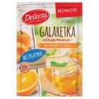 DELECTA Galaretka pomarańczowo morelowa bez żelatyny 61g