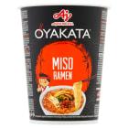 OYAKATA Zupa instant o smaku pasty sojowej z makaronem Miso Ramen 66g