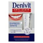DENIVIT Express White Pasta do zębów intensywnie wybielająca 20ml